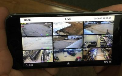 Get Your Security Camera Footage on Your Smartphone